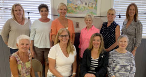 2020 Fort Myers Beach Woman's Club Board photo