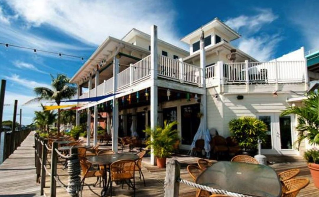 August 2021 Member Lunch At Matanzas on the Bay Sponsored By Discovery Maps of SWF