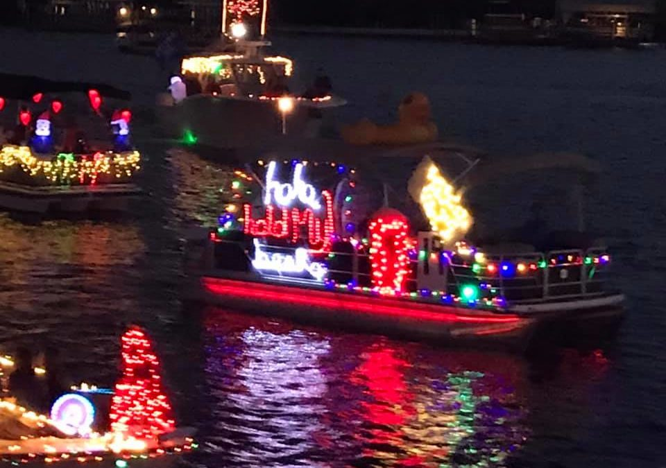 33rd Annual Fort Myers Beach Christmas Boat Parade