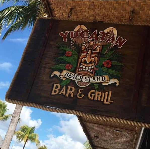 November 2021 Membership Lunch at Yucatan Beach Stand